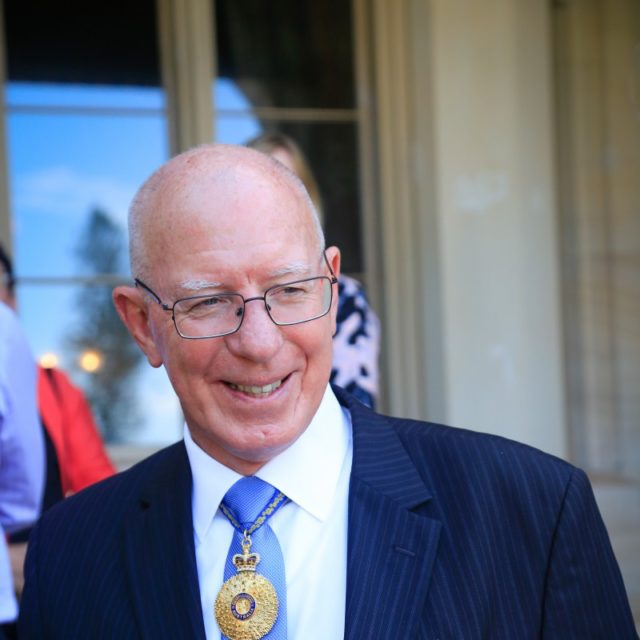 His Exellency General The Honourable David Hurley AC DSC (Ret'd)